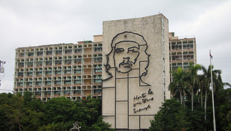 Revolution Square, Havana, Cuba