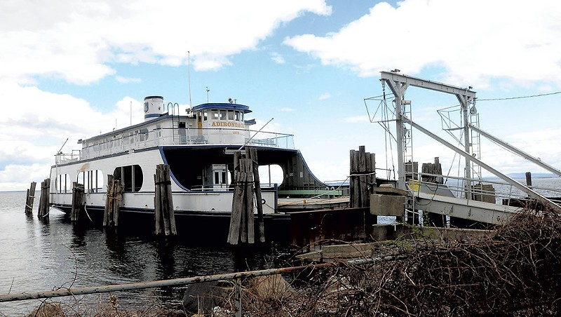Outcry Torpedoes Scuttling: Company Drops Plan to Sink Ferry in Lake Champlain