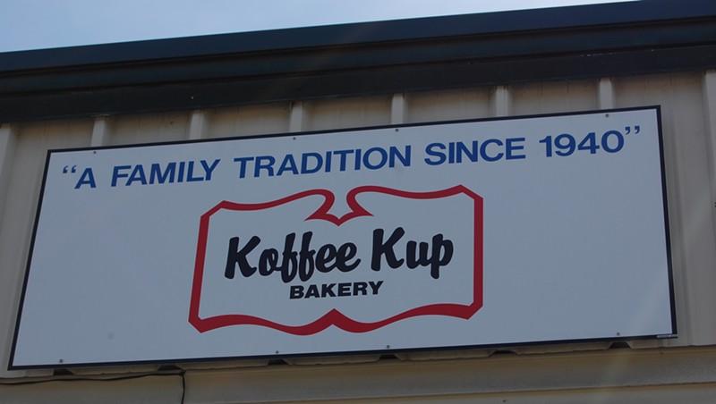 Koffee Kup in Burlington