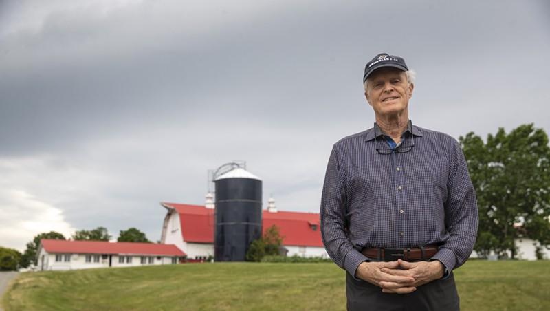 Will Rapp at Nordic Farms