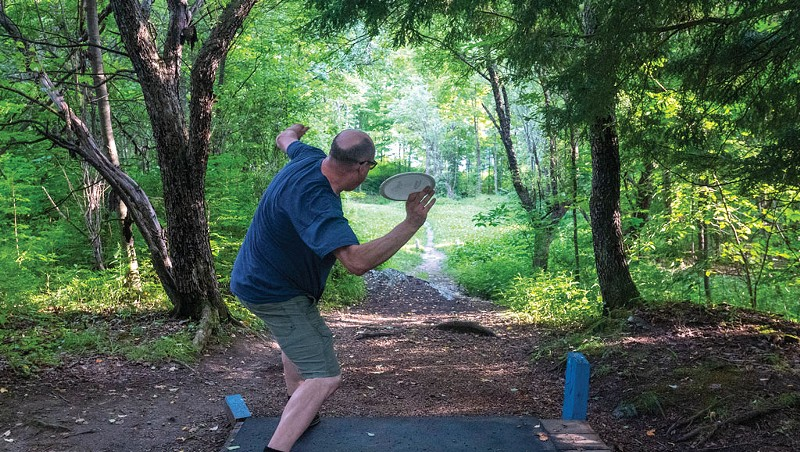 Waterbury's Disc Golf Fever Makes Some Neighbors Hot Under the Collar