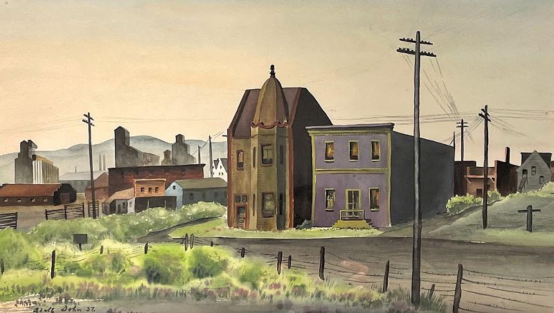 Art Review: Adolf and Virginia Dehn, Bundy Modern