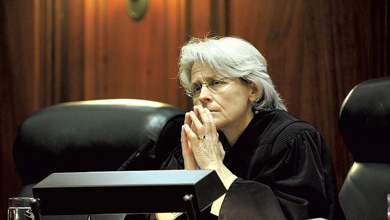 Biden Names VT Supreme Court Justice Beth Robinson to U.S. Court of Appeals