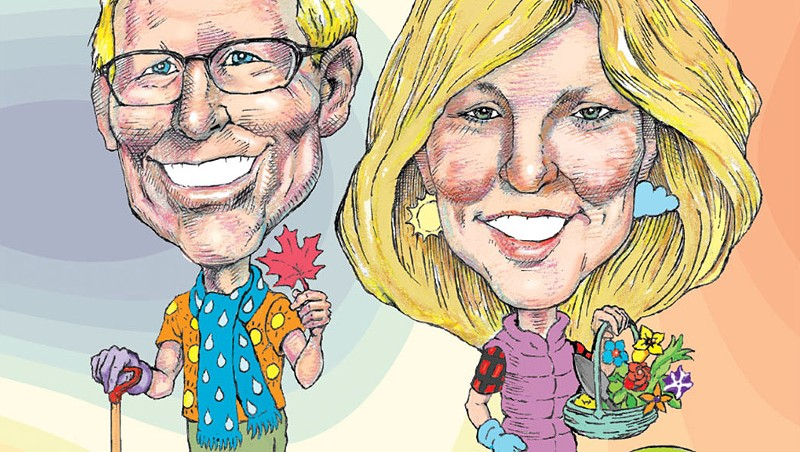 The Retirements of Sharon Meyer and Tom Messner Forecast the End of an Era in Vermont Media