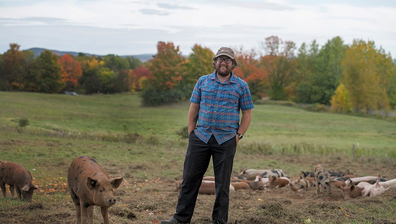 Pigasus Meats and NOFA-VT Soil Health Stewards Invest in the Earth