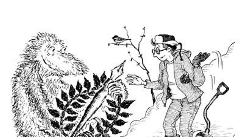 The passing of the cartoonist laurels