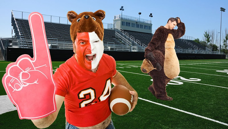 The Parmelee Post: School Mascot Weirded Out by How Much He Still Means to Man Who Graduated Four Decades Ago