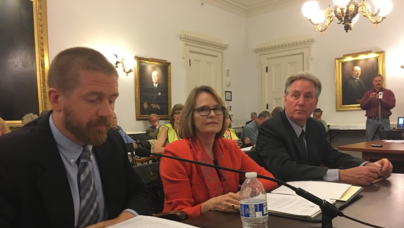 Walters: Panel Ices Wind Rules Until October
