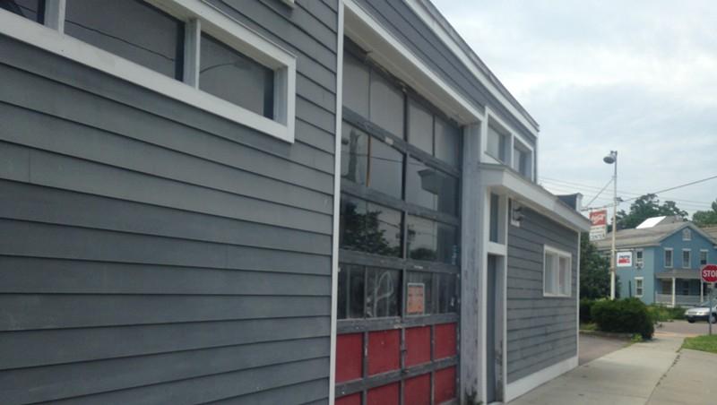The former Burlington Beverage Center will become a recording studio.