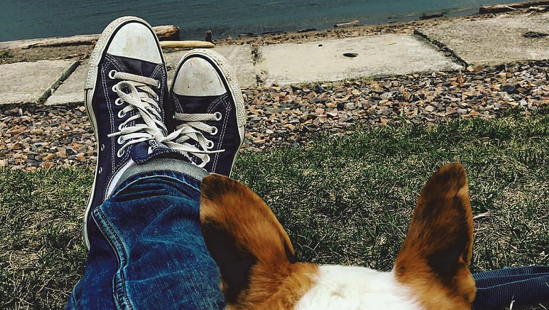 Buckley: An Essay on the Love and Loss of a Best Friend