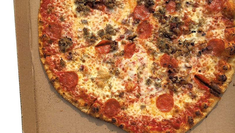 Elmore's Fire Tower Pizza: Quality by the Slice