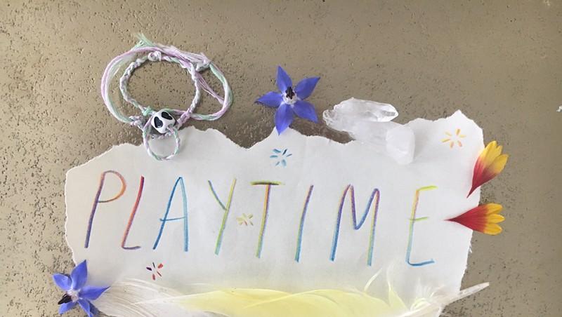 "Playtime: Chance McNiff, ""Seasons ¢hange"""