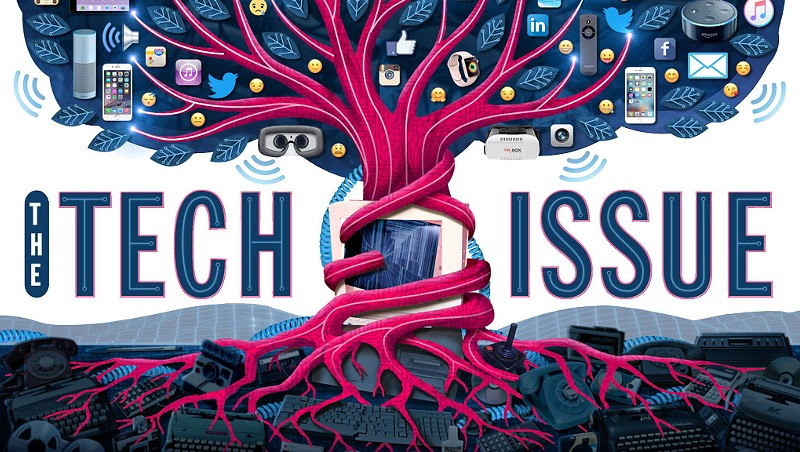 The Tech Issue — 2017