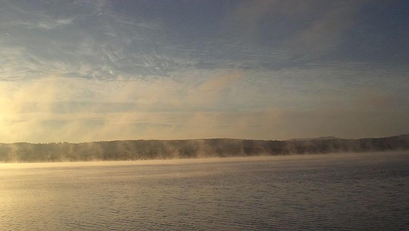 Walters: Tensions High at Lake Carmi Meeting