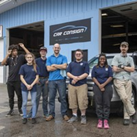 Stuck in Vermont: Cleaning Cars & Changing Lives at Spectrum's Detail Works