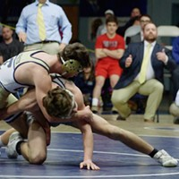 Stuck in Vermont: The Isham Clan at the 50th Vermont State Wrestling Championships (2)
