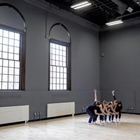 UVM's Dance Program Celebrates a New Major and a New Sprung Floor