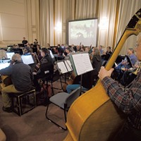 At the Green Mountain Film Festival, New Music for Silent Classics