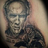 Skin in the Game Tattoo by Contour Studio's Dana Morse Matthew Thorsen