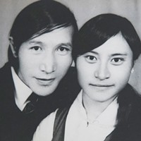 Passang Thondup Pasang Thondup and his wife Nyima Bhuti in their younger years James Buck