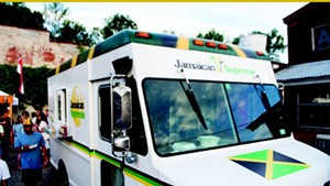 Jamaican Supreme food truck