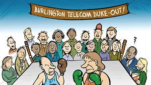 How the Burlington Telecom 'Debacle' Divided a City Council
