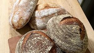 Knead Bakery bread