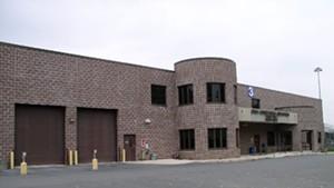 Camp Hill prison