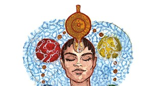 Third Eye Drip: Shirodhara to Calm Body and Mind