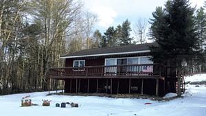 The Randolph Road home