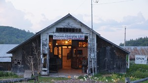 The Museum of Everyday Life in Glover