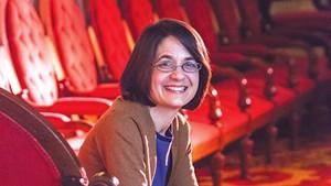Senate Majority Leader Becca Balint