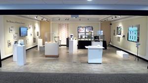 Champlain College Art Gallery