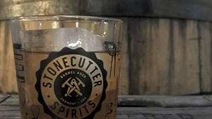 Stonecutter's Heritage Cask Whiskey