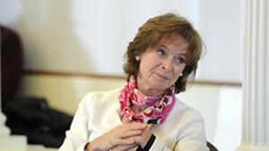 Sen. Claire Ayer (D-Addison)
