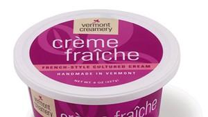 Vermont Creamery's créme fraÎche