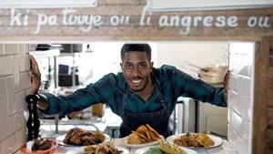 Chef Paul Toussaint