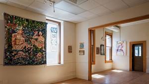 """""""Optimist Prime"""" show at Burlington's New City Galerie"""
