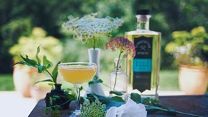 Seasonal gin sippers from Stonecutter Spirits
