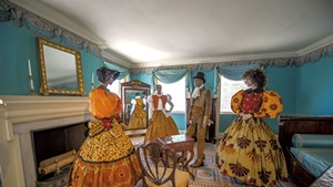 """""""We Wore More Than Shackles: A Day in the Life of Seneca Village,"""" by Sara Bunn"""