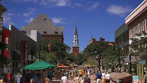 Church Street Marketplace