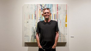 Artist Scott André Campbell Talks Space, Line and Imagination