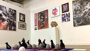 The S.P.A.C.E. Gallery