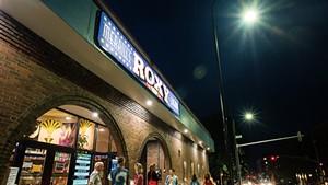 Merrill's Roxy Cinemas