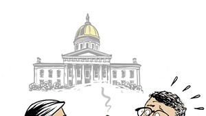 Up in Smoke: What Turner and Zuckerman's Pot Plan Says About the Lt. Gov. Candidates