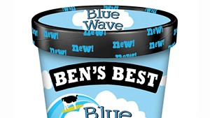 Churning Out the Vote: Ben Cohen Mixes Ice Cream Pints for Politics