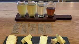 Mad River Taste Place pairing