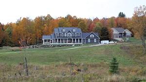Corey Bertrand's property in Franklin