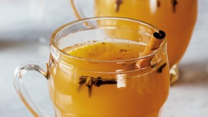 Spiced mead