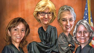 Lady Justices: Four Vermont Judges Talk Law, Fairness and Being Female